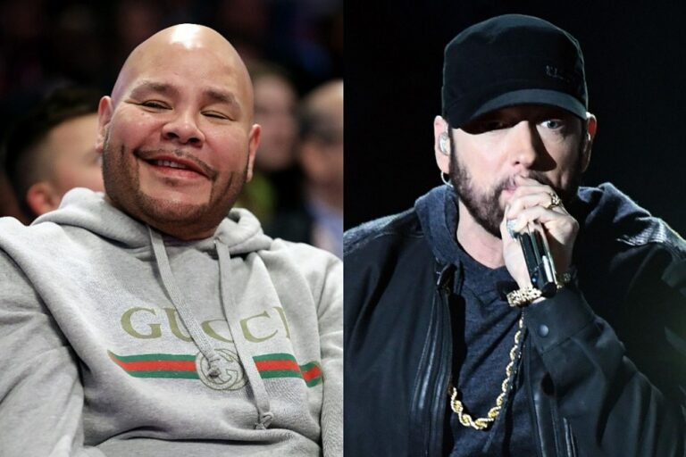 Fat Joe Says Eminem Tried to Talk Him Out of Rap Retirement