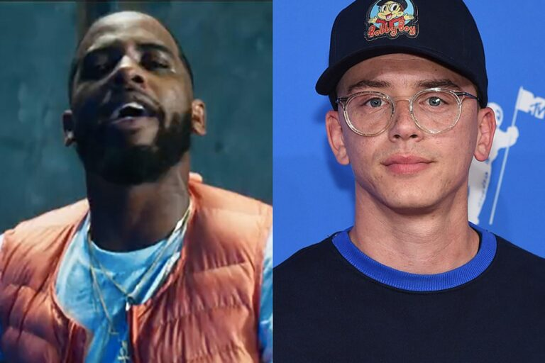 Logic Reacts to Reason's Diss, Says He Doesn't Know Who Reason Is