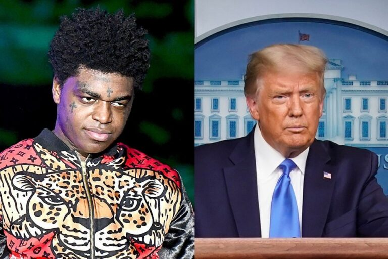 Kodak Black Asks President Trump to Release Him From Prison