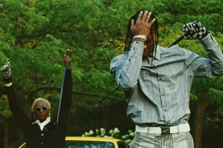 """Travis Scott Drops New Song """"Franchise"""" Featuring Young Thug and M.I.A.: Listen"""