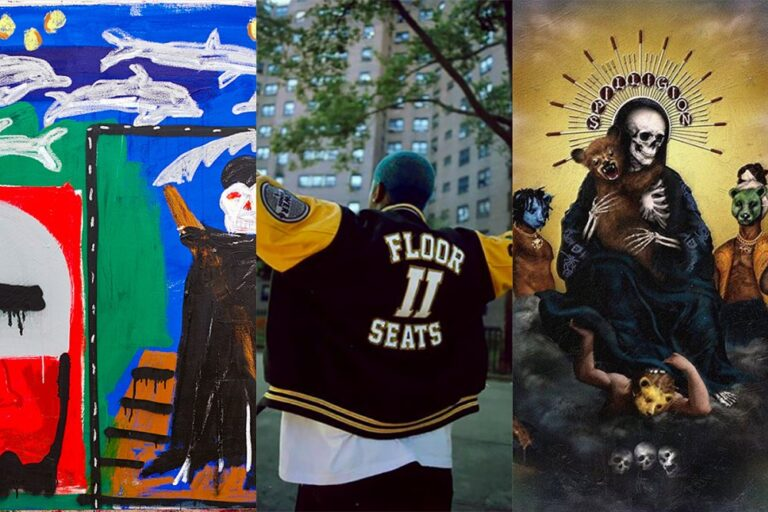ASAP Ferg, Action Bronson, Spillage Village and More: New Projects This Week