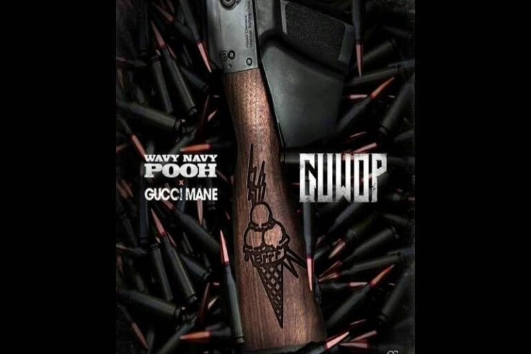 Gucci Mane Is The Guest Of Honor In Wavy Navy Pooh's 'Guwop' Video