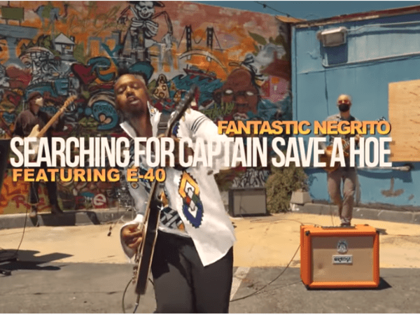 E-40 Helps Fantastic Negrito In His Mission 'Searching For Captain Save A Hoe'