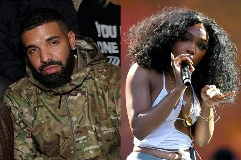 """Drake Says He Dated SZA in 2008 on New 21 Savage and Metro Boomin Song """"Mr. Right Now"""": Listen"""