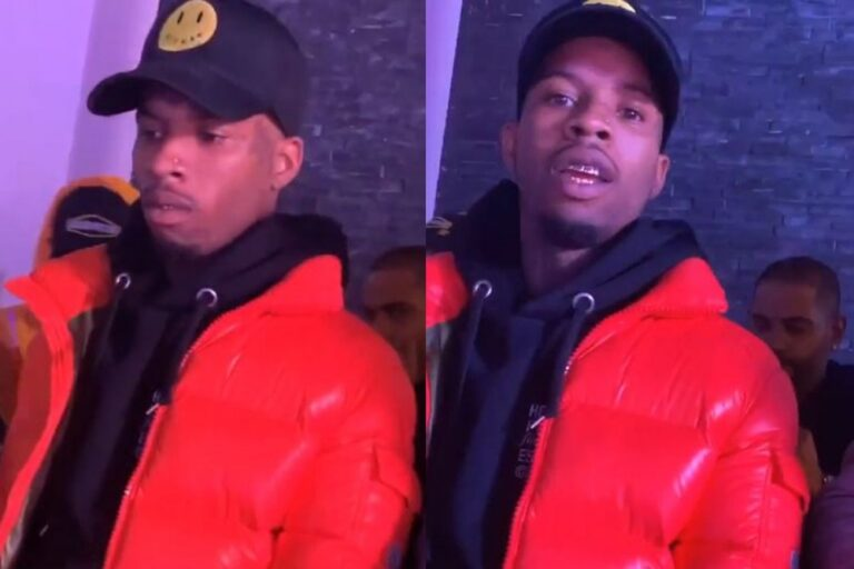 Tory Lanez Shows Up at Club in New Jersey: Video
