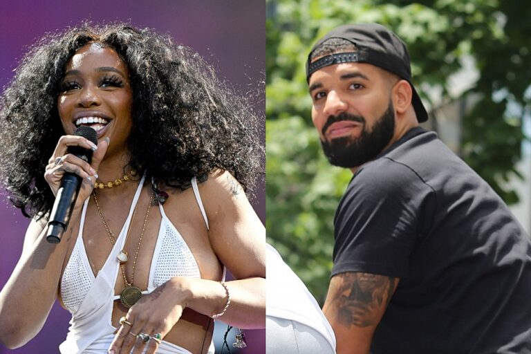 SZA Confirms She Dated Drake, Corrects His Lyric on 21 Savage's Song