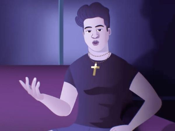 Vtto Drops Animated Video For 'EYE 2 EYE'