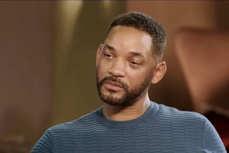 Will Smith Reveals He Wasn't Actually Crying in This Meme