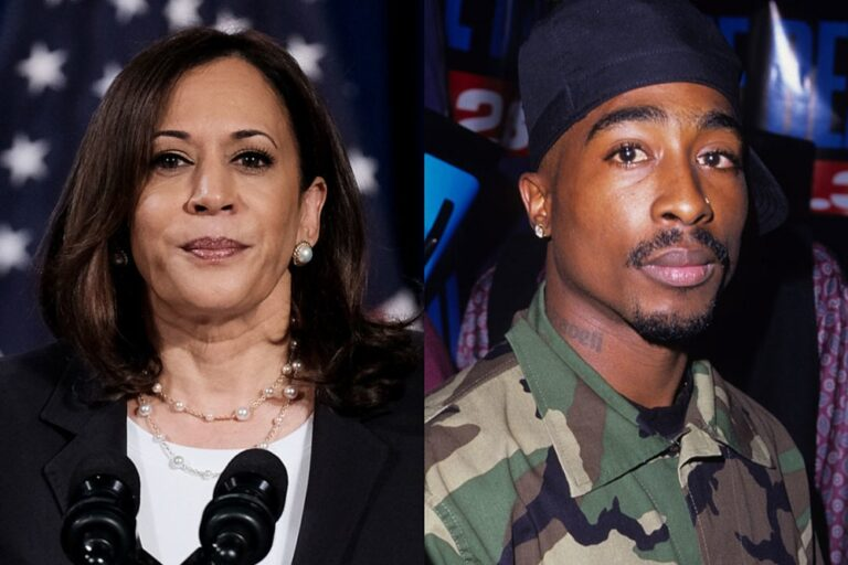 Trump Campaign Leaving Ticket for Tupac Shakur at Vice President Debate After Kamala Harris Called Him Her Favorite Rapper Alive: Report