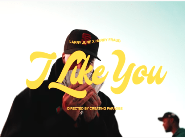Larry June & Harry Fraud Get To The Point In 'I Like You'