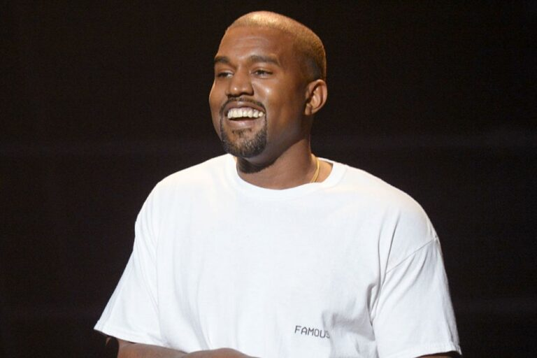 Kanye West Is Asking for Donations to His Presidential Campaign