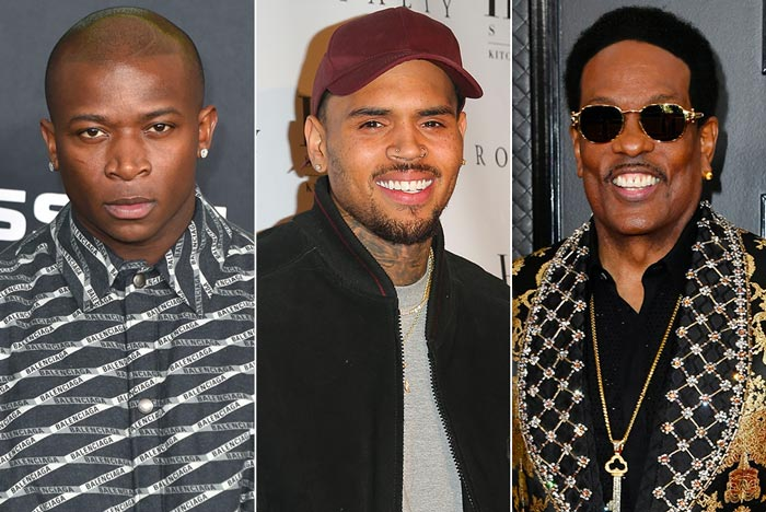 O.T. Genasis, Chris Brown, & Charlie Wilson Team Up on 'Back to You'