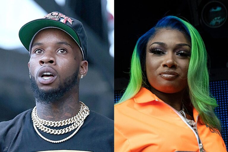 Tory Lanez Charged With Felony Assault in Megan Thee Stallion Shooting, Faces Nearly 23 Years in Prison: Report
