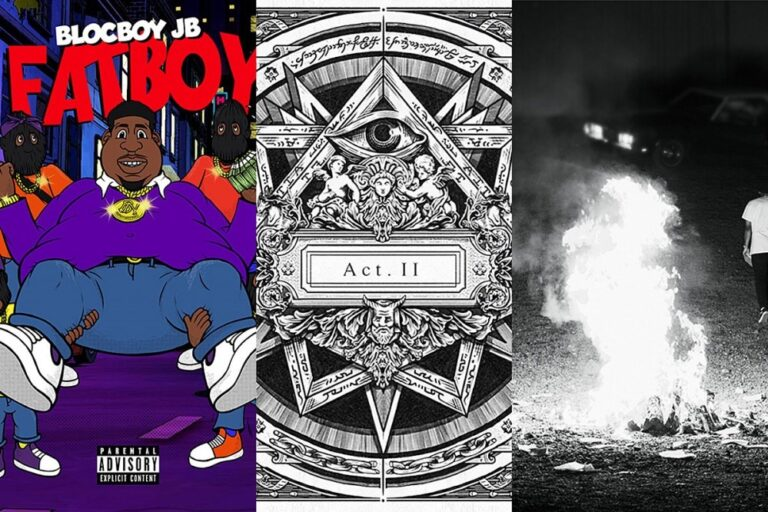 Jay Electronica, BlocBoy JB, Reason and More: New Projects This Week