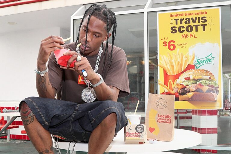 New Report Suggests McDonald's Travis Scott Deal Was to Possibly Cover Up Discrimination Lawsuits