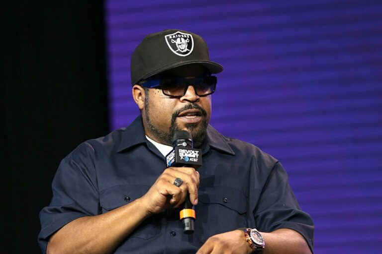 Ice Cube Working With Trump Administration, According to Trump's Senior Advisor