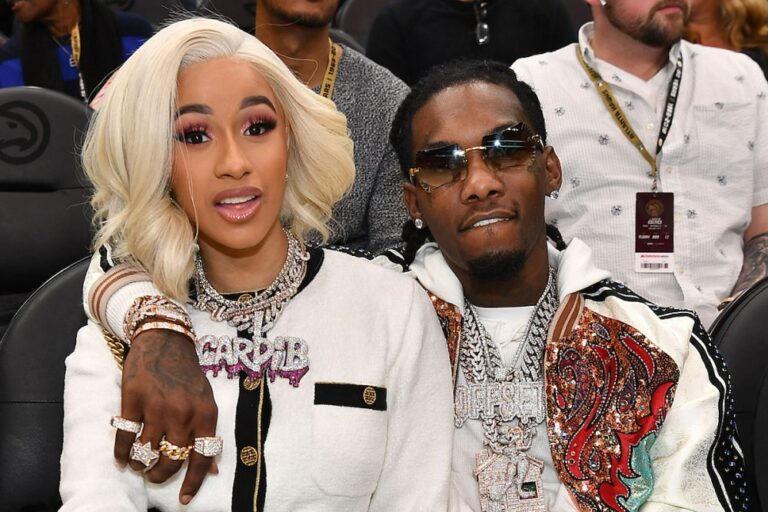 Cardi B Confirms She's Back With Offset, Explains Why