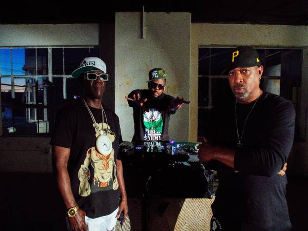 Public Enemy Drops Animated Video For 'The Grid' With Cypress Hill & George Clinton