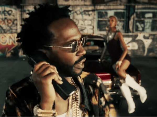 Juicy J Gets Busted By His Wife In 'Load It Up' Video