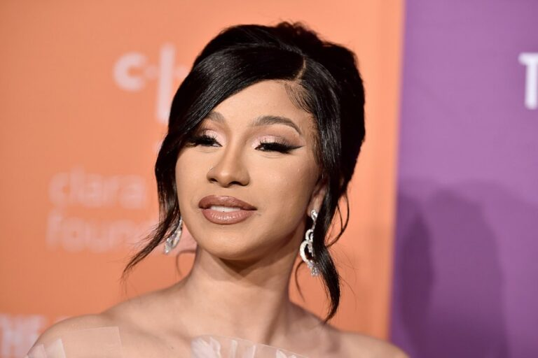 Cardi B Responds to Rumors That She's in an Abusive Relationship