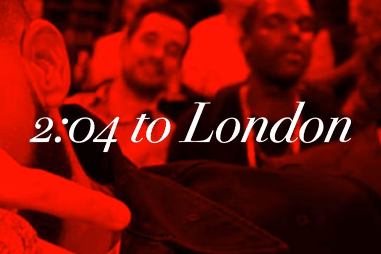 Drew James – 2:04 To London