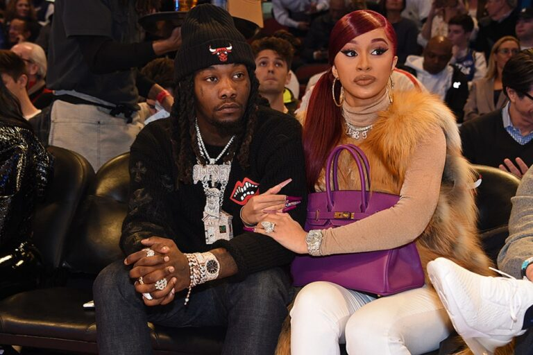 Cardi B Deletes Her Twitter, Claims Fans Were Harassing Offset