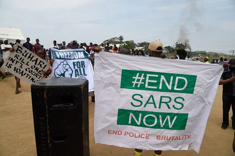 Nicki Minaj, Lil Baby and More Show Support for End Sars Movement