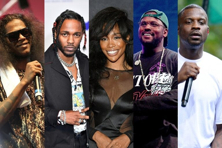 Top Dawg Entertainment's Most Essential Songs You Need to Hear
