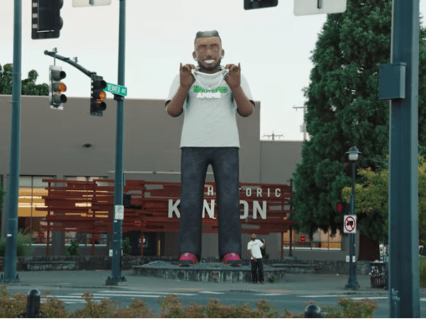Aminé Paints The Town In 'Woodlawn'