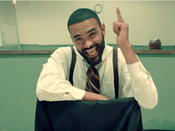 Joyner Lucas Has A Choice To Make In 'Snitch'