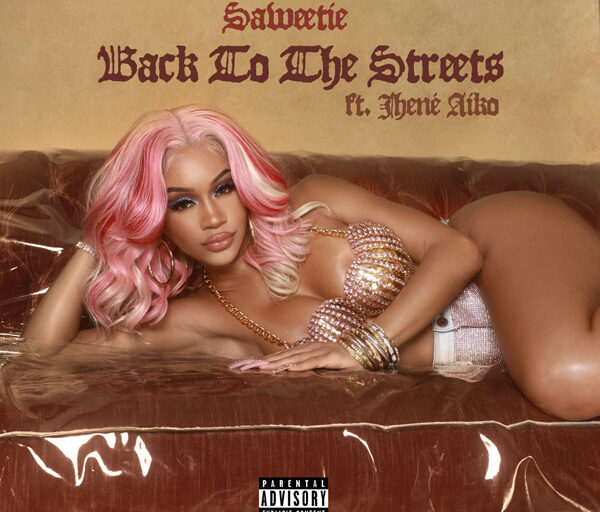 Saweetie and Jhené Aiko Team Up on 'Back to the Streets'