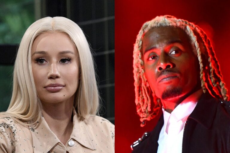 "Iggy Azalea Posts Message Saying ""You Lost a Real 1"" and People Think She and Playboi Carti Broke Up"