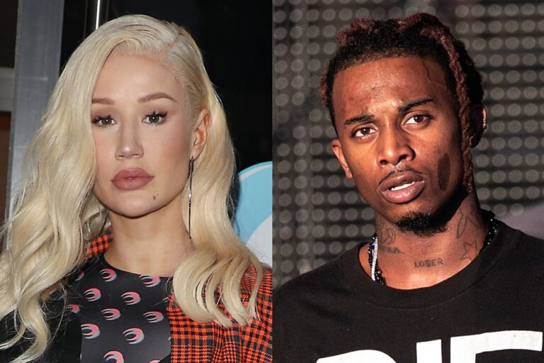 Iggy Azalea Says Playboi Carti Is in Their Son's Life After They Broke Up