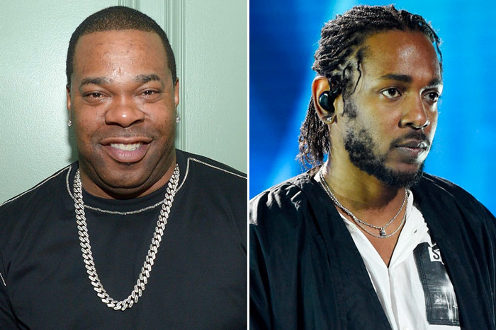 Busta Rhymes and Kendrick Lamar Team Up on 'Look Over Your Shoulder'