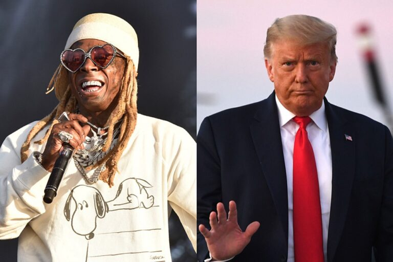 Rappers Disapprove of Lil Wayne Meeting With President Donald Trump