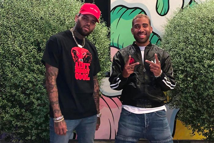 KYLE and Chris Brown Link Up on 'What It Is' Remix