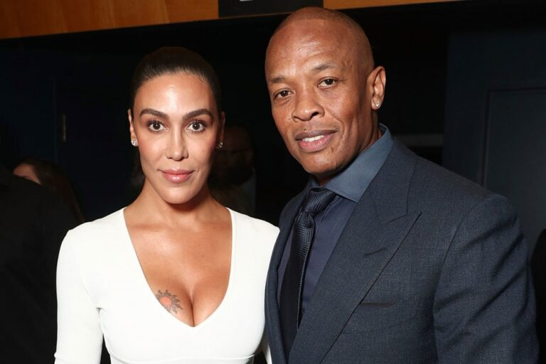 Dr. Dre's Estranged Wife Exposes Alleged Mistresses in Attempt to Overturn Prenup in $1 Billion Divorce: Report