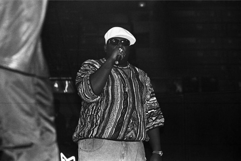 The Notorious B.I.G. Posthumously Inducted Into Rock and Roll Hall of Fame