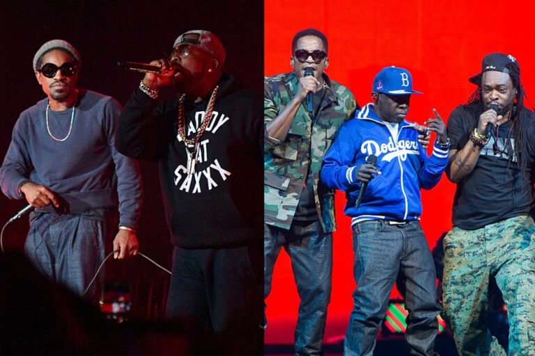 An OutKast and A Tribe Called Quest Verzuz Battle Is Happening, Says Swizz Beatz