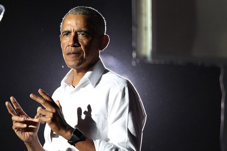 Barack Obama Compares Hip-Hop Videos to President Donald Trump's Level of Success, Says Rap Is All About Bling, Women and Money