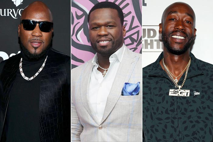 Jeezy Disses 50 Cent and Freddie Gibbs on 'Therapy for My Soul'