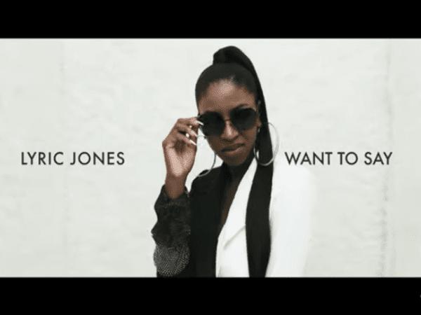Rah Digga & Lyric Jones Got Some Things They 'Want To Say'