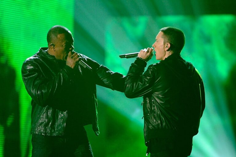 Dr. Dre Supposedly Has a New Album Featuring Eminem