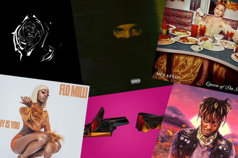Here Are the Best Hip-Hop Projects to Come Out During Quarantine