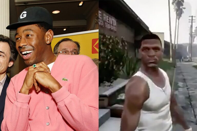 People Are Realizing Tyler, The Creator Is the Voice of a Random Person on Grand Theft Auto V