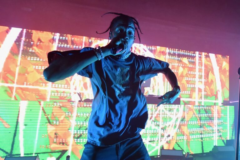 Travis Scott Might Be Making His Own PlayStation Game: Report