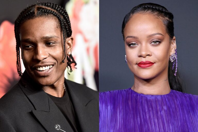 A$AP Rocky and Rihanna Are Dating After Months of Rumors: Report