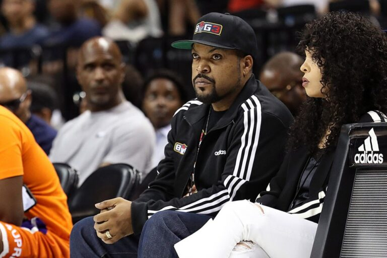 Ice Cube Responds to People Who Came at Him for Meeting With Trump Administration, Says He Doesn't Care Who the President Is