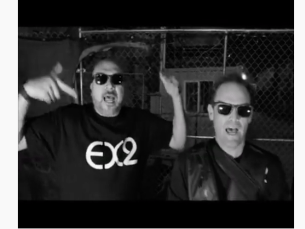 Gel Roc, Syn & Myka 9 'Tell Give Show' On The Mic