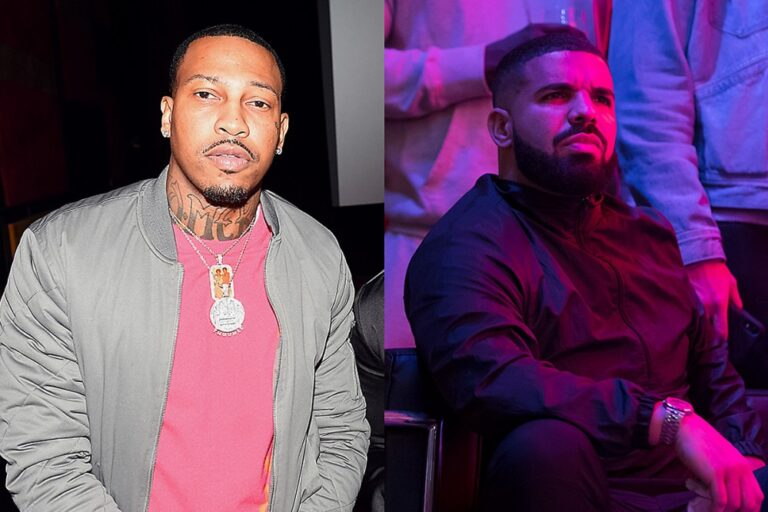 Trouble Admits He Would Let Drake Sleep With His Wife for a Feature